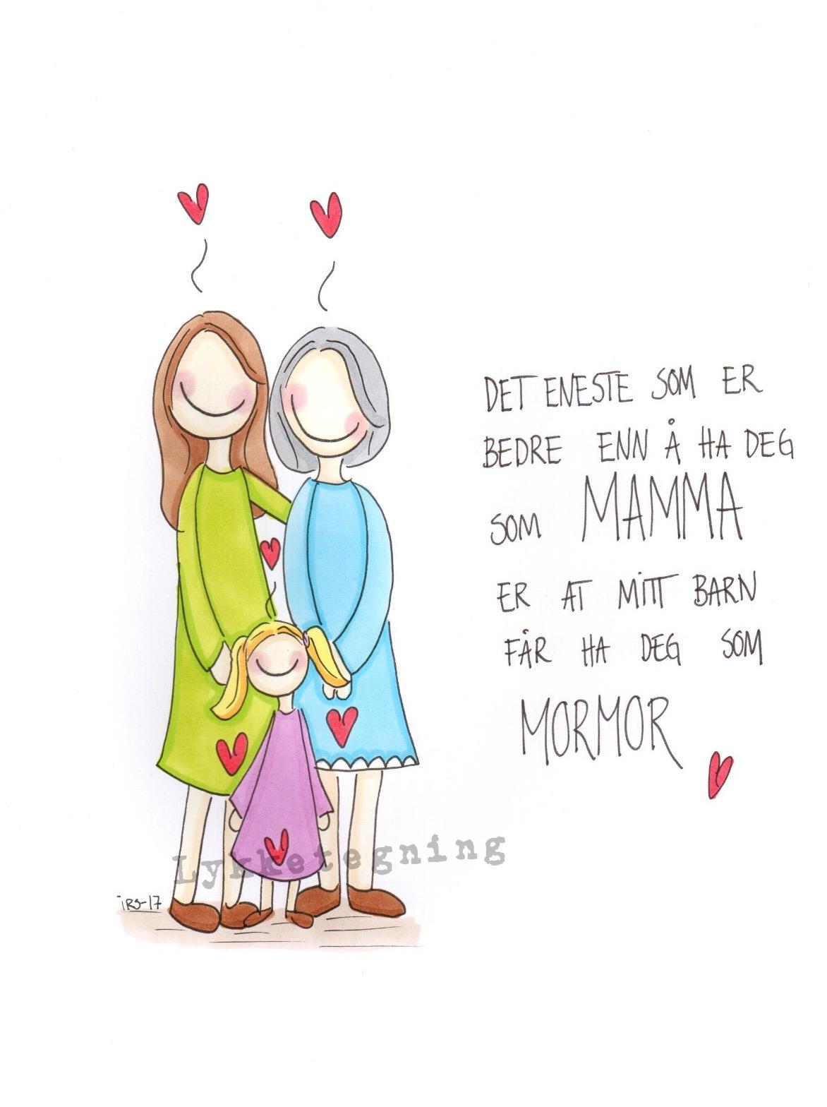 mors dag gavekort