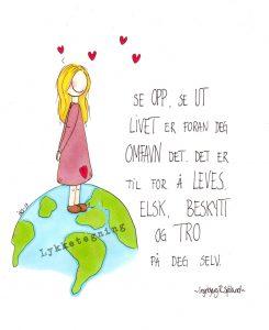 Dikt av Ingebjørg Rangøy Sjåland
