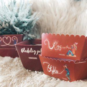 julepakke fra Lykketegning